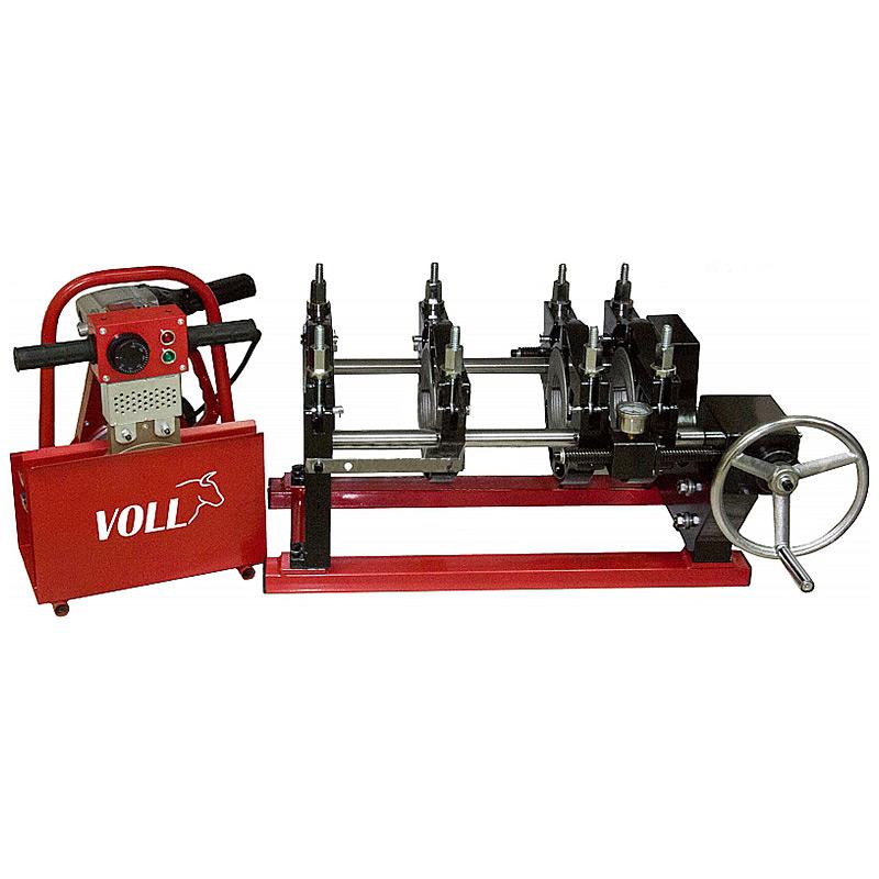 Аренда аппарат стыковой сварки труб Voll V-Weld ME160 в СтройРент С прокат