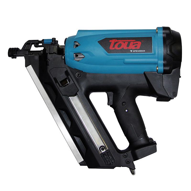 Аренда монтажный пистолет газовый Toua GFN3490CH в СтройРент С