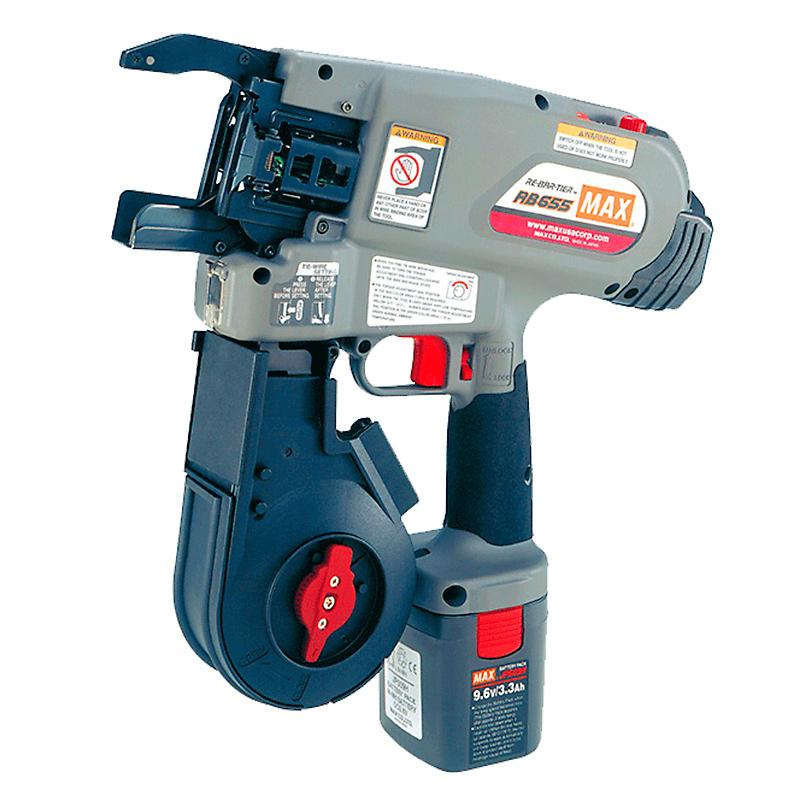 пистолет для вязки арматуры max-rb-655 в аренду